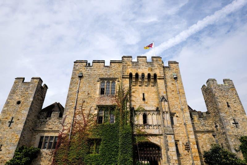 Castelo de Hever fotografia de stock royalty free