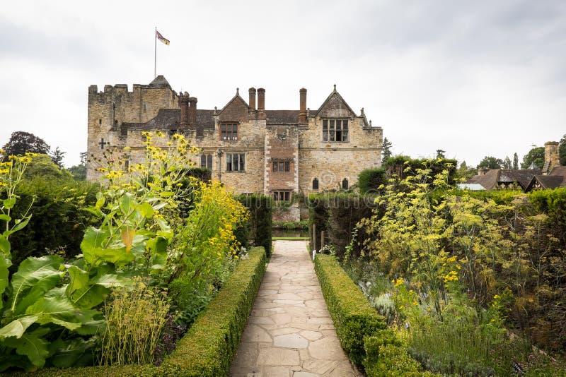 Castelo de Hever imagens de stock royalty free