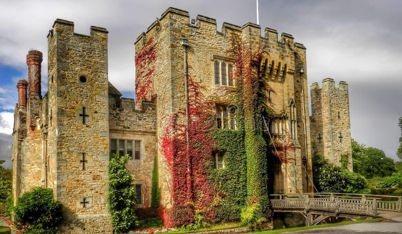 Castelo de Hever kent Reino Unido fotos de stock