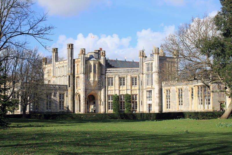 Castelo de Highcliff fotos de stock royalty free