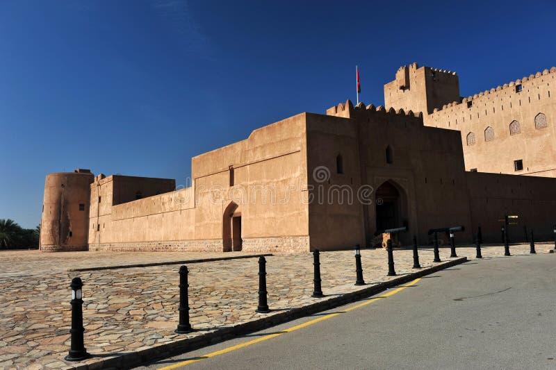 Castelo de Jabreen imagens de stock royalty free