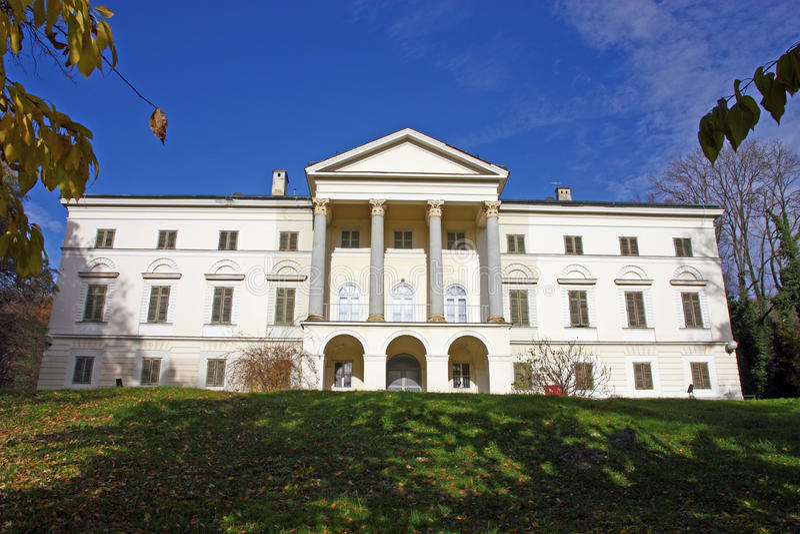 Castelo de Janusevec imagem de stock
