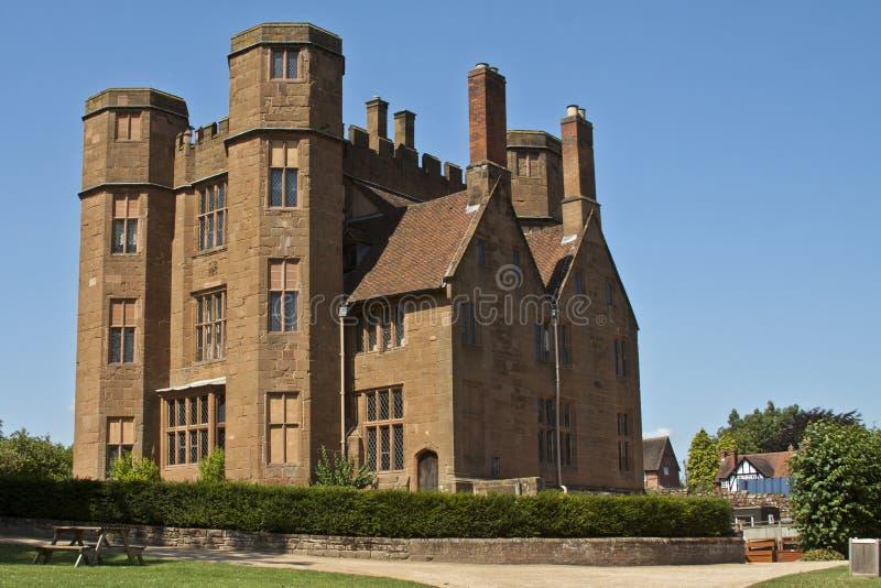 Castelo de Kenilworth imagens de stock