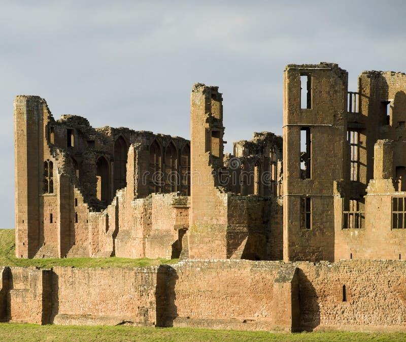 Castelo de Kenilworth fotos de stock royalty free