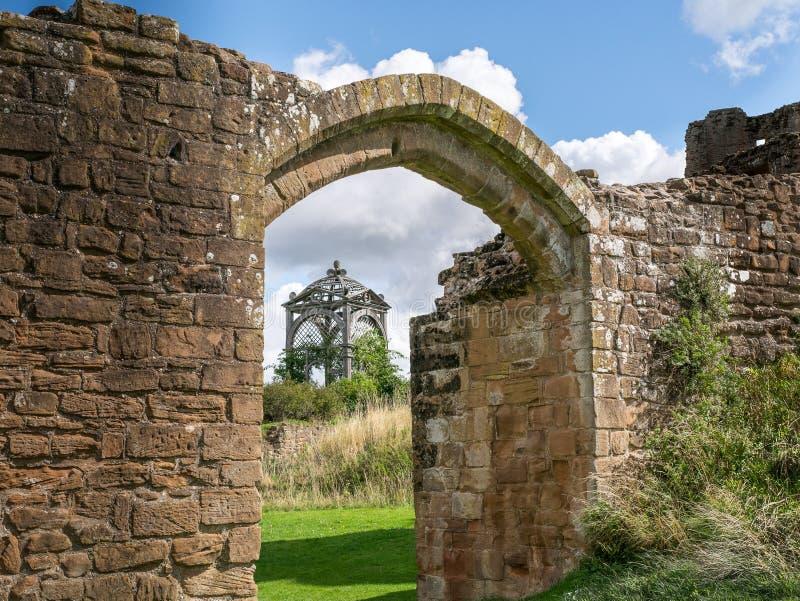 Castelo de Kenilworth imagem de stock royalty free