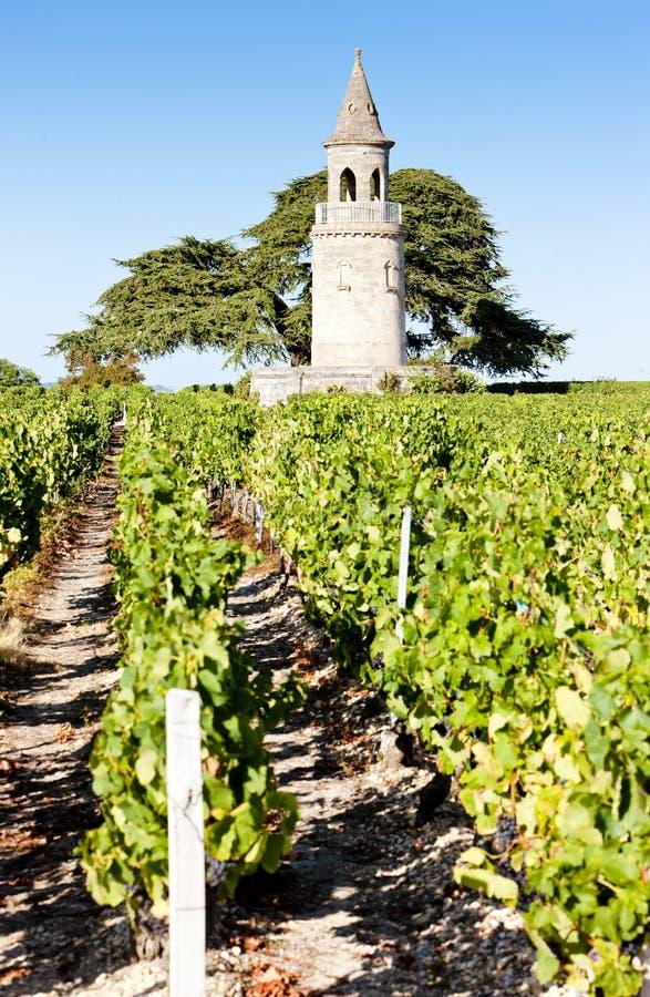Castelo de la Visita, France imagens de stock royalty free