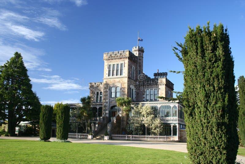 Castelo de Larnach, Nova Zelândia foto de stock royalty free