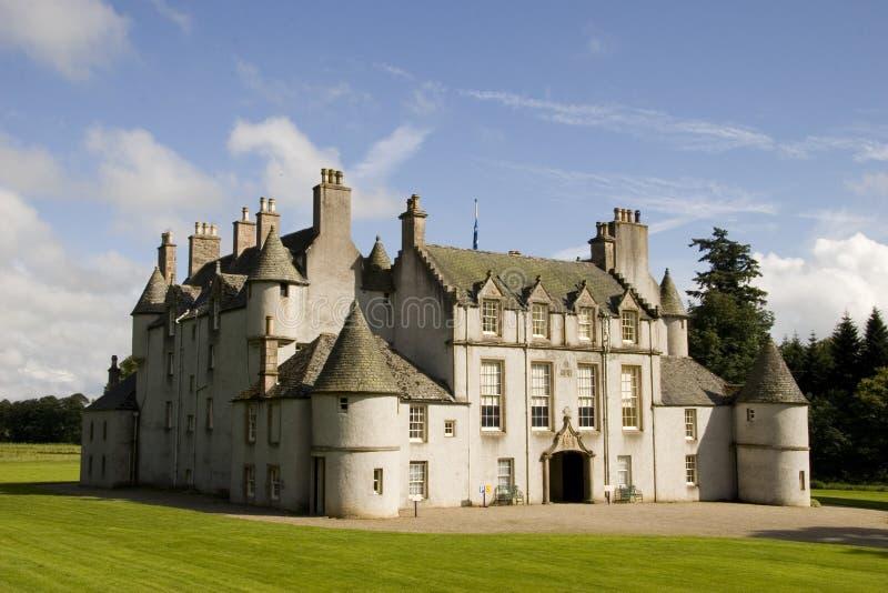 Castelo de Leith Salão imagens de stock
