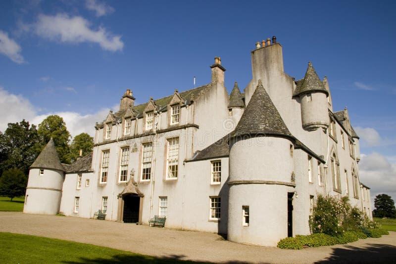 Castelo de Leith Salão, Scotland fotos de stock