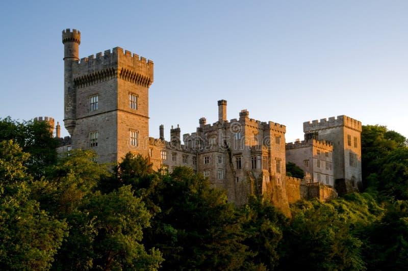 Castelo de Lismore fotografia de stock