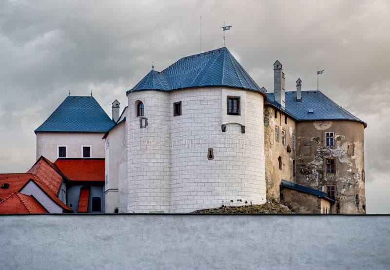 Castelo de Lupciansky, Slovakia imagens de stock royalty free