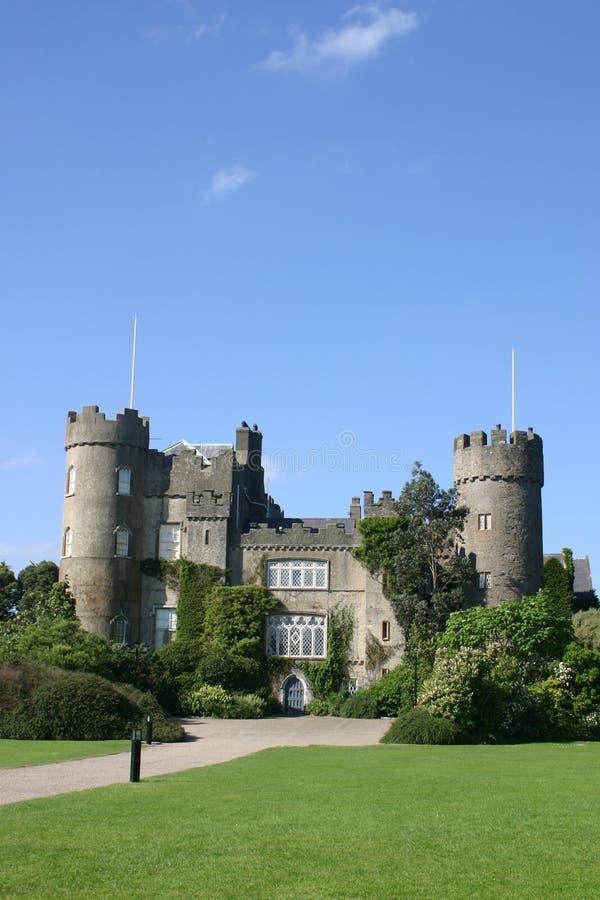 Castelo de Malahide imagens de stock royalty free