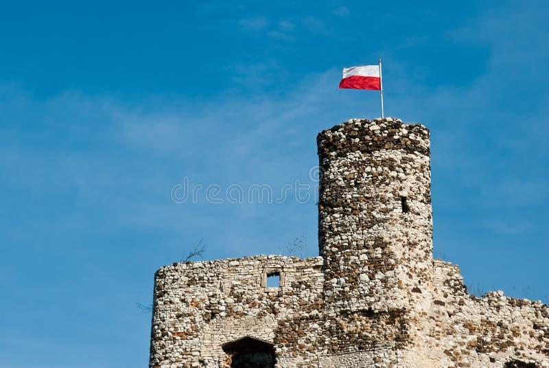 Castelo de Mirow fotos de stock