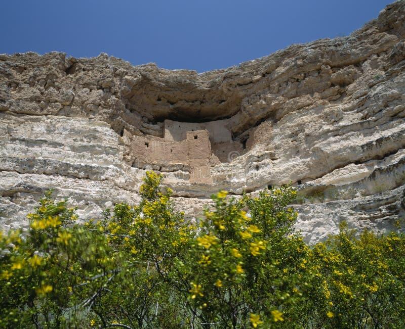 Castelo de Montezuma fotos de stock royalty free