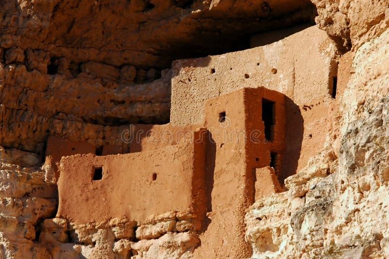 Castelo de Montezumas imagem de stock royalty free