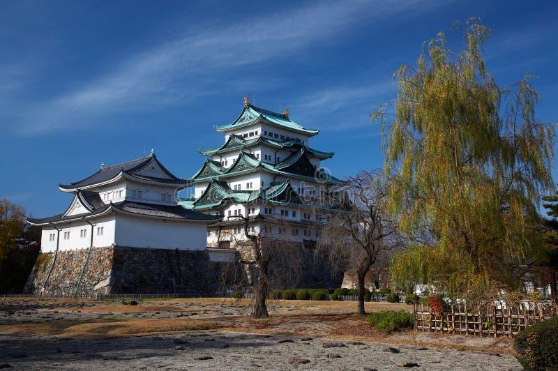 Castelo de Nagoya fotos de stock