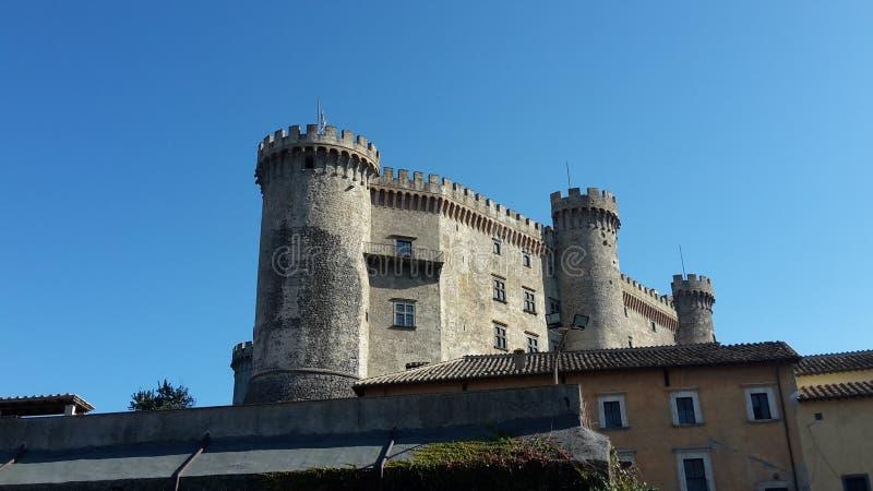 Castelo de Orsini foto de stock