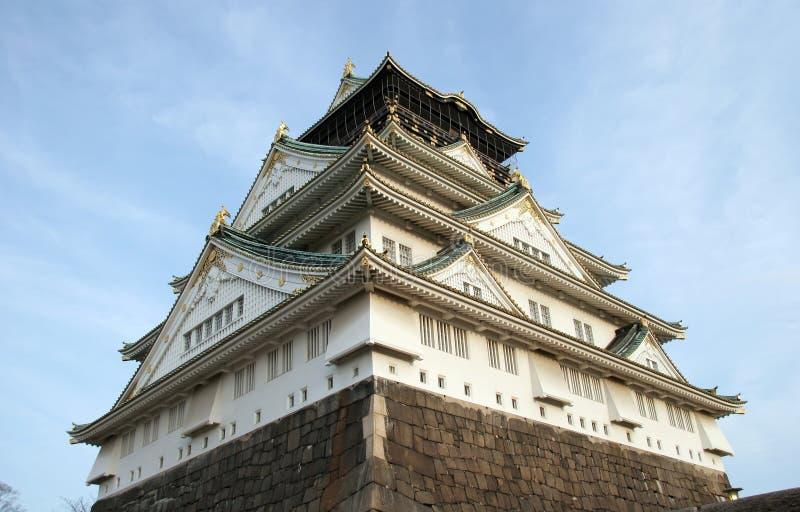 Download Castelo de Osaka foto de stock. Imagem de osaka, guerra - 108802