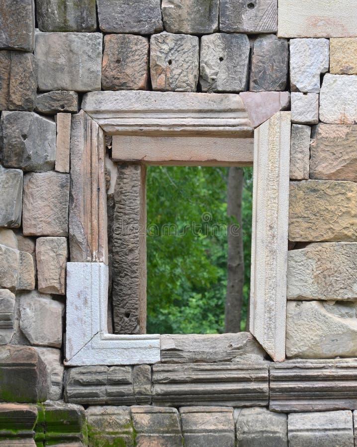 Castelo de pedra velho imagens de stock royalty free