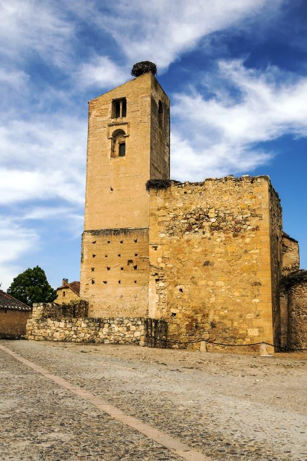 Castelo de Pedraza fotos de stock royalty free