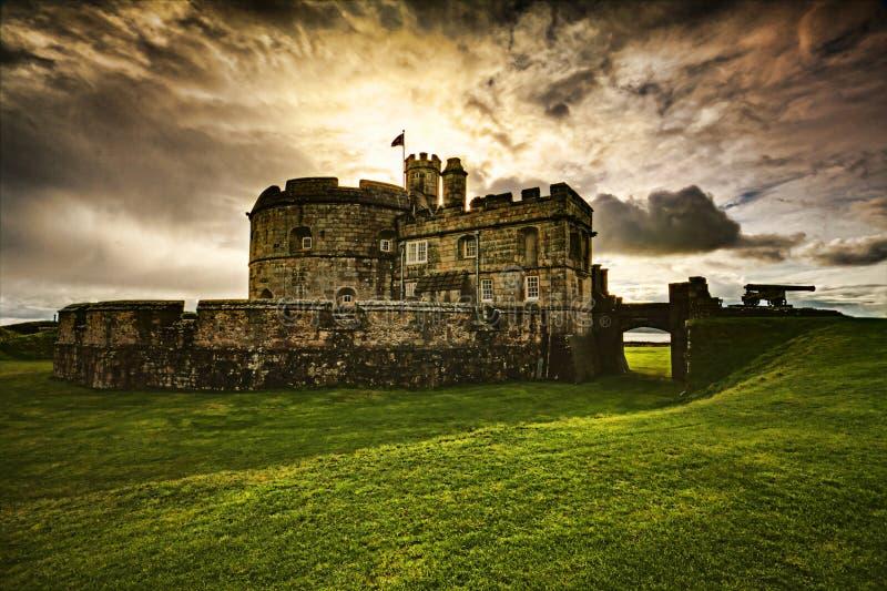 Castelo de Pendennis imagens de stock royalty free