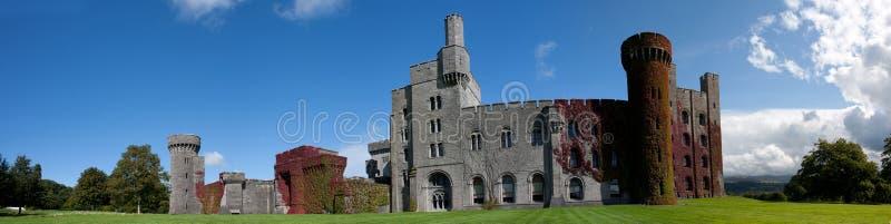 Castelo de Penryhn fotos de stock