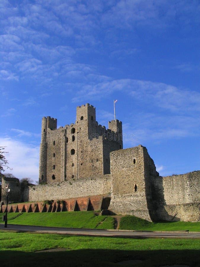 Castelo de Rochester imagem de stock