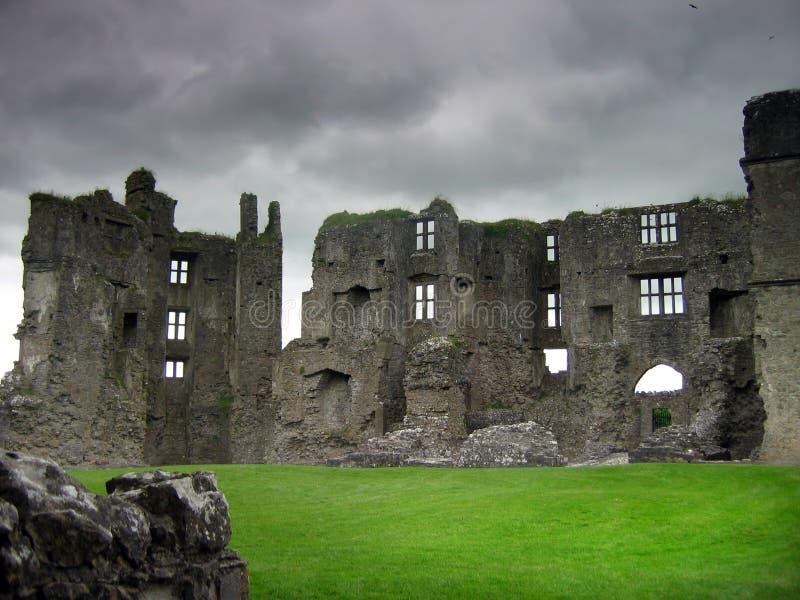 Download Castelo de Roscommon foto de stock. Imagem de fortification - 530198