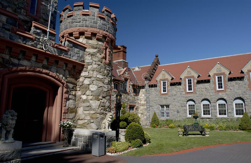 Castelo de Searles imagem de stock royalty free