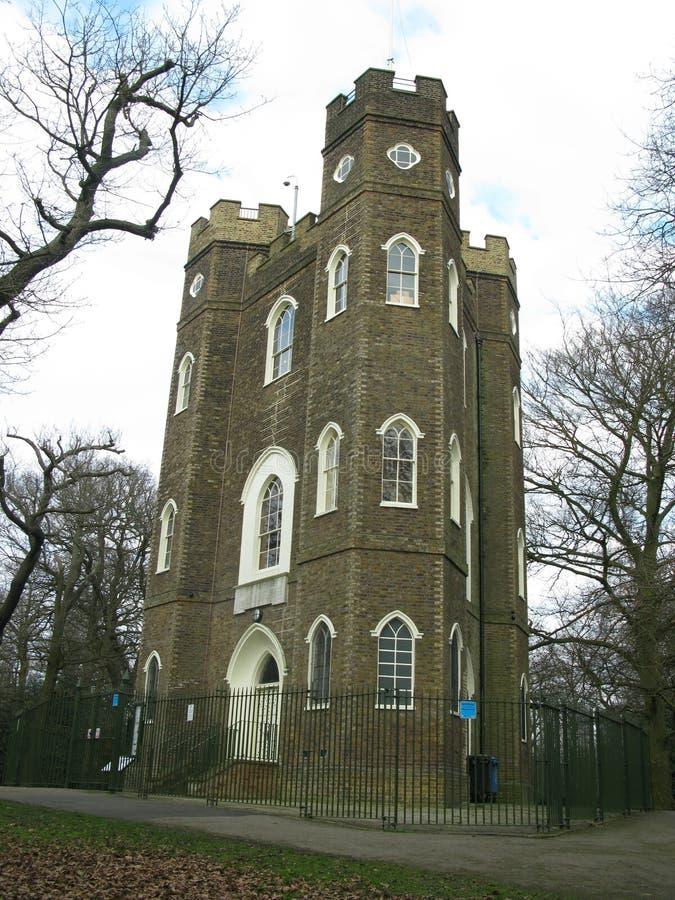 Castelo de Severndroog fotografia de stock