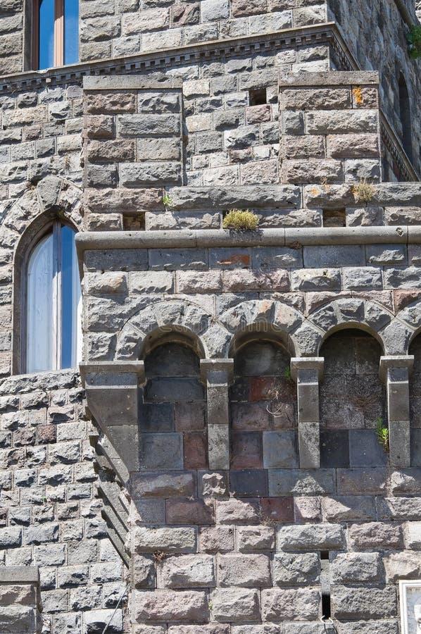 Download Castelo De Torre Alfina. Lazio. Italy. Foto de Stock - Imagem de macro, outdoor: 26517588