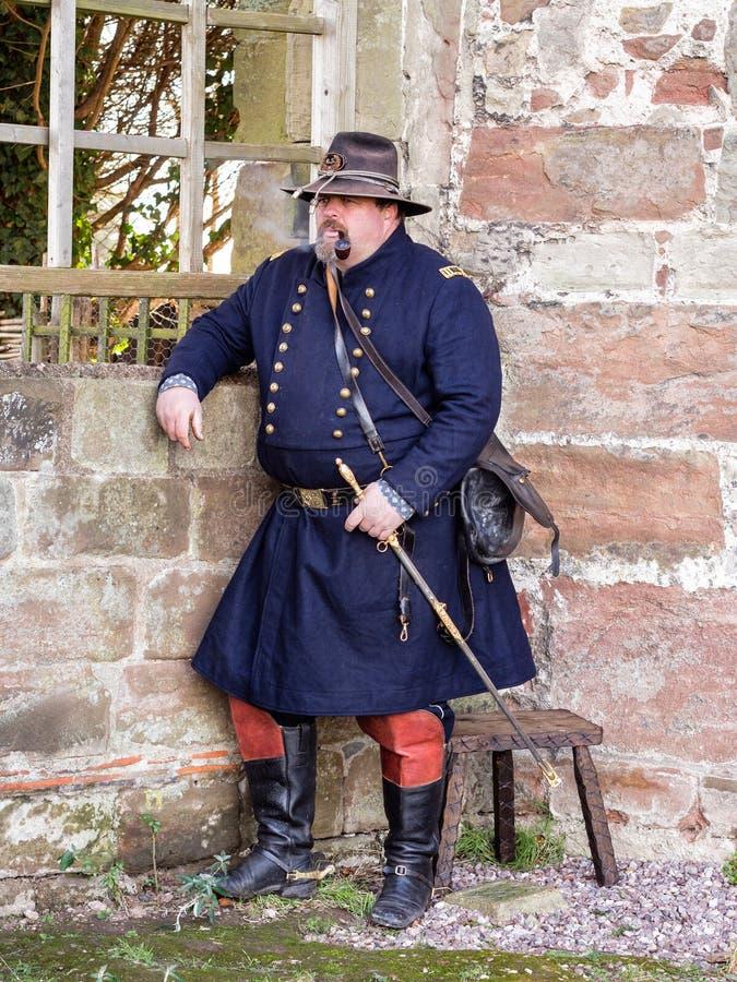 Castelo de Tutbury imagens de stock royalty free