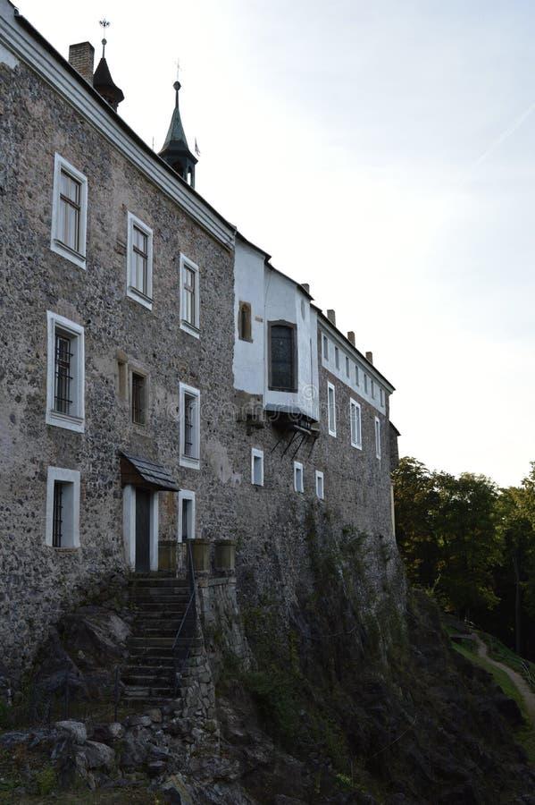 Castelo de Zbiroh, república checa imagens de stock royalty free