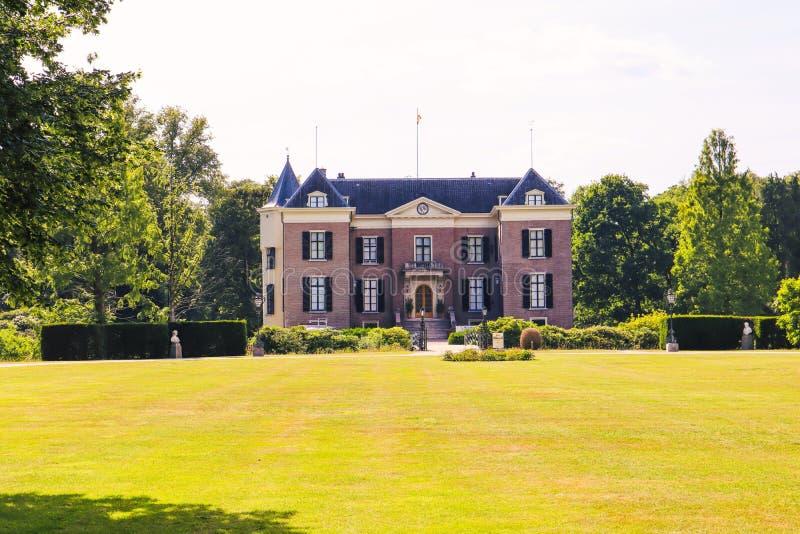Castelo do último imperador alemão imagens de stock