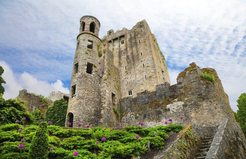 Castelo do Blarney, Ireland fotos de stock