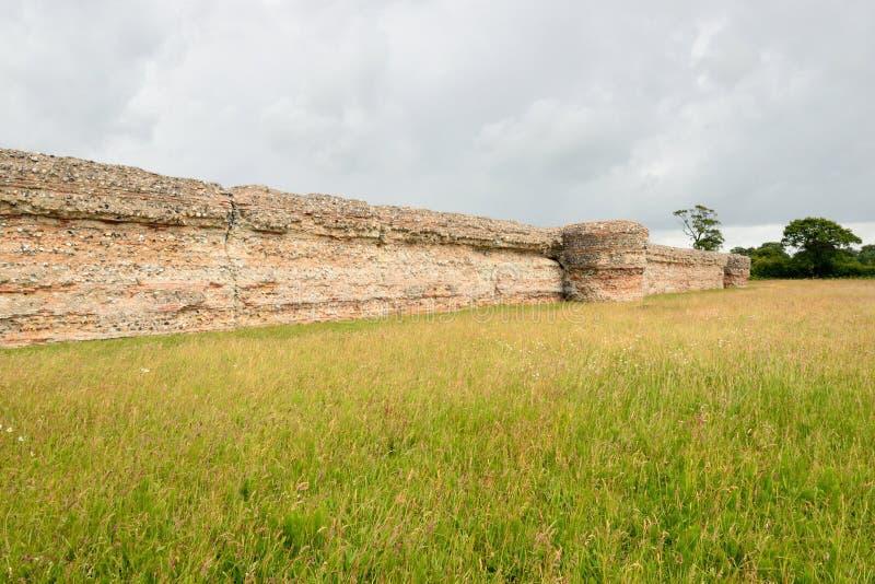 Castelo do Burgh fotos de stock