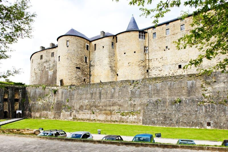 Castelo do sedan foto de stock royalty free