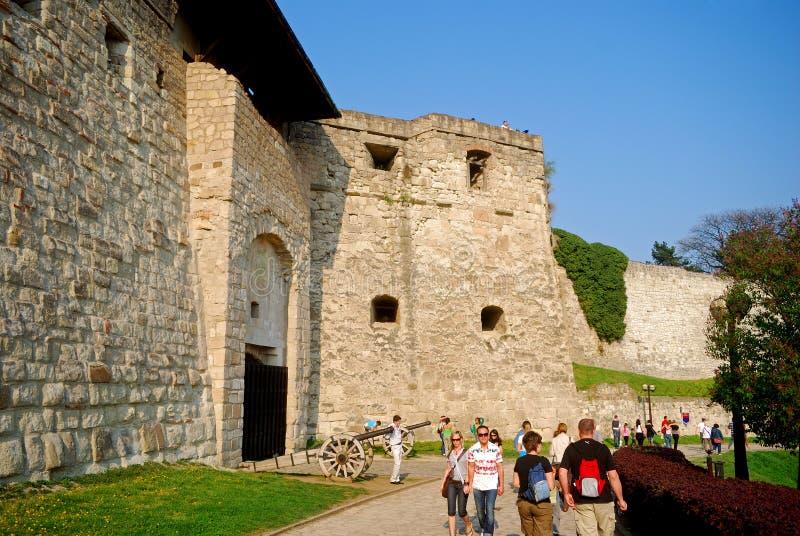 Castelo, Eger, Hungria foto de stock royalty free