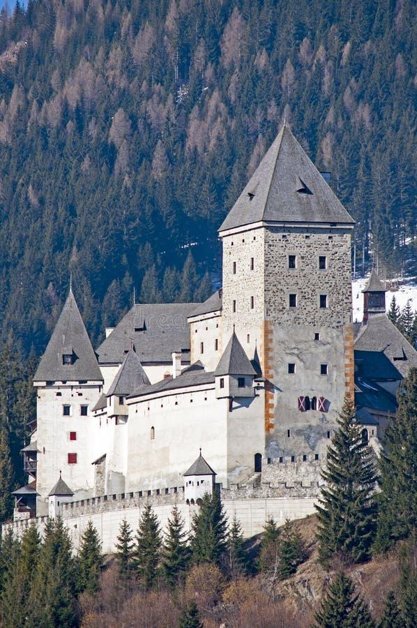 Castelo em Áustria foto de stock royalty free