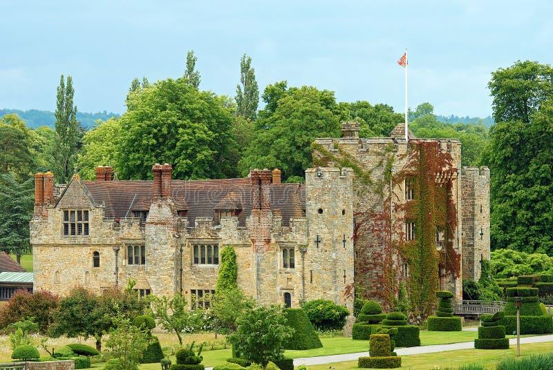 Castelo Hever Inglaterra de Hever fotos de stock royalty free