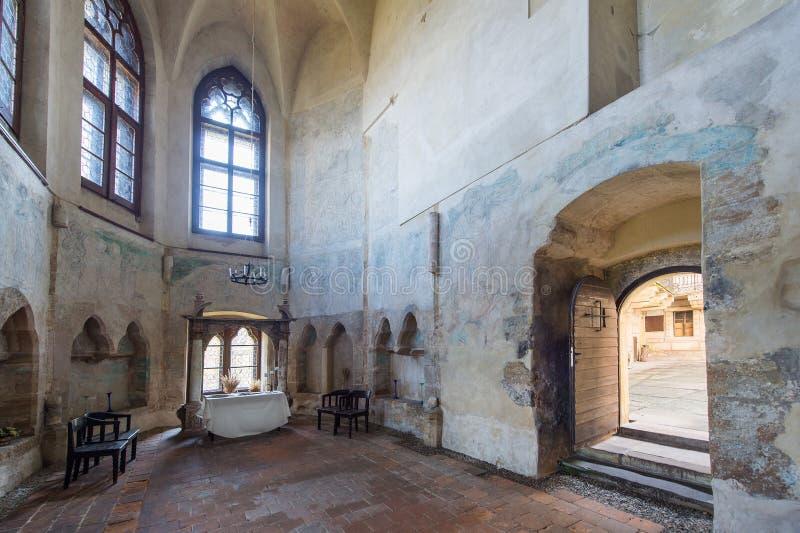 Castelo Houska fotografia de stock royalty free