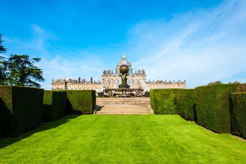 Castelo Howard, North Yorkshire, Reino Unido foto de stock