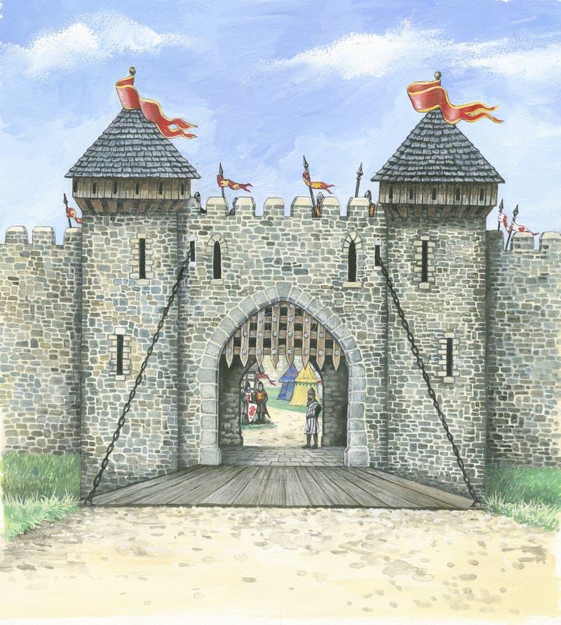 Castelo ID52806427 imagem de stock