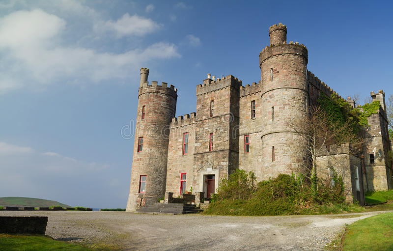 Castelo irlandês