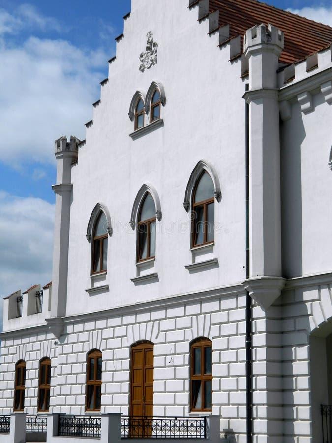 Castelo Kapetanovo fotos de stock royalty free