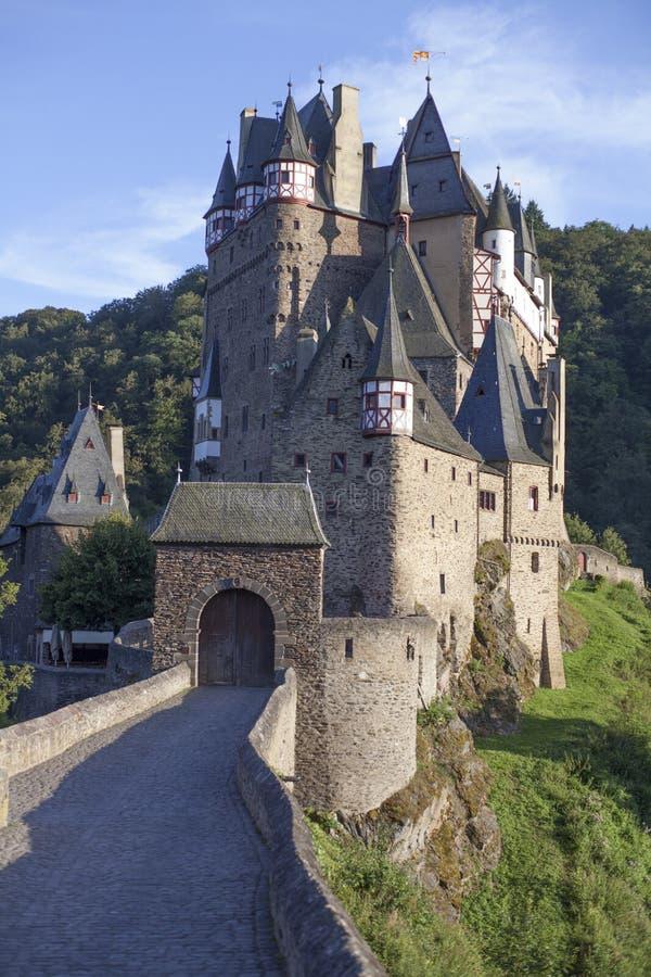 Castelo medieval foto de stock royalty free