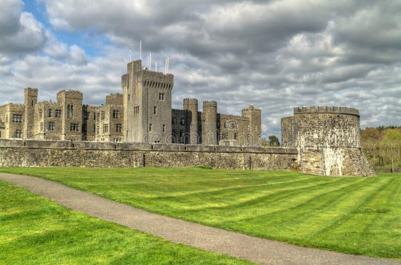 Castelo medieval de Ashford imagem de stock