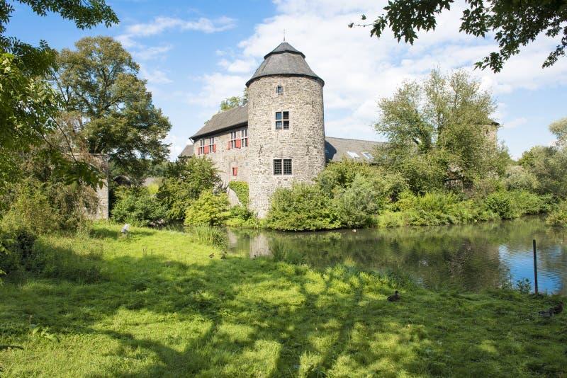 Castelo medieval em Alemanha fotografia de stock royalty free