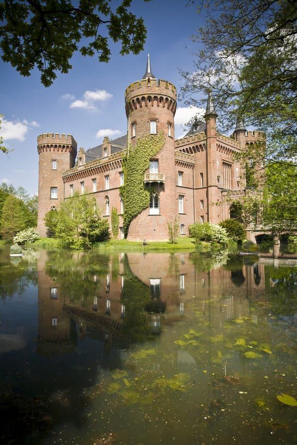 Castelo Moyland fotografia de stock royalty free