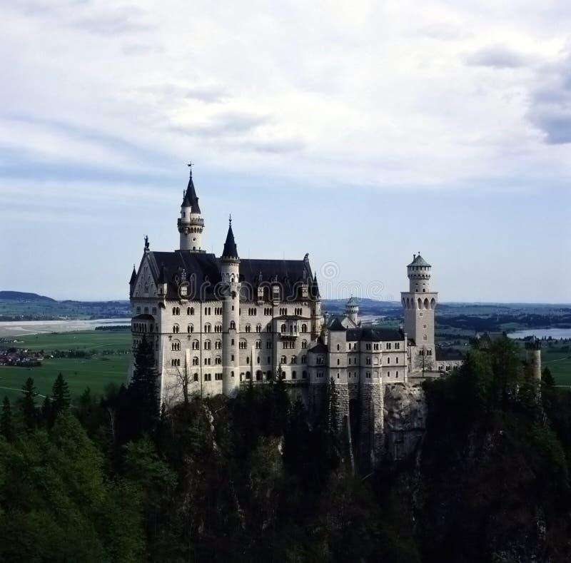 Castelo Neuschwanstein imagem de stock